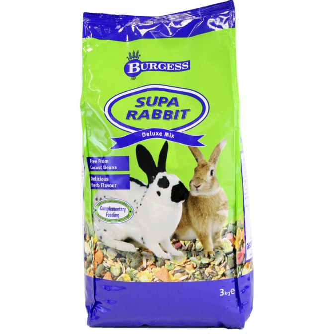 generic rabbit food mix